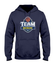 Team Michigan Hooded Sweatshirt thumbnail