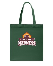 Florida state Madness Tote Bag front