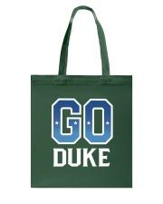 GO Duke Tote Bag thumbnail
