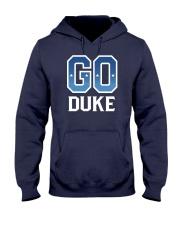 GO Duke Hooded Sweatshirt front