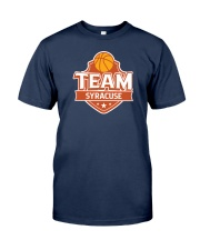 Team Syracuse Classic T-Shirt front