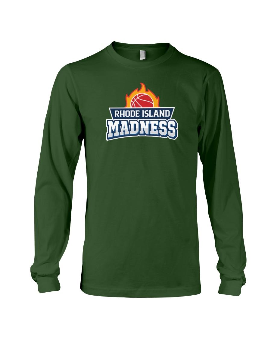 Rhode Island Madness Long Sleeve Tee