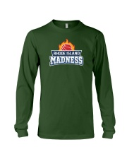 Rhode Island Madness Long Sleeve Tee front
