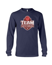 Team South Carolina Long Sleeve Tee front