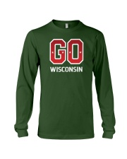 GO Wisconsin Long Sleeve Tee thumbnail