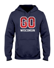 GO Wisconsin Hooded Sweatshirt thumbnail