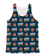 Madness Season  All-over Unisex Tank front