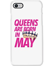 Queens Are Born in May Phone Case thumbnail