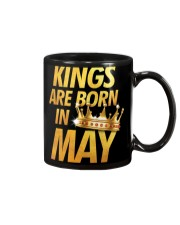 Kings Are Born in May Mug thumbnail