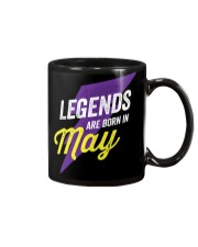 Legends Are Born in May Mug thumbnail