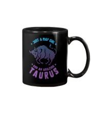 May Girl an Amazing Taurus Mug thumbnail