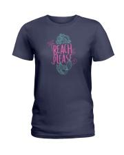Beach Please Ladies T-Shirt thumbnail
