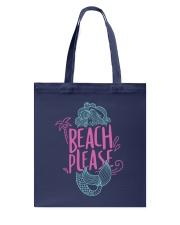 Beach Please Tote Bag thumbnail