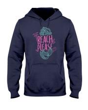Beach Please Hooded Sweatshirt thumbnail