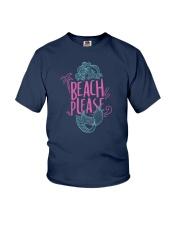 Beach Please Youth T-Shirt thumbnail