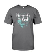 Mermaids Are Real Premium Fit Mens Tee thumbnail