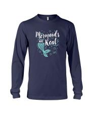 Mermaids Are Real Long Sleeve Tee thumbnail