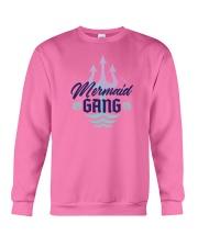Mermaid Gang Crewneck Sweatshirt thumbnail