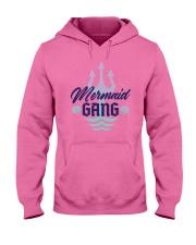Mermaid Gang Hooded Sweatshirt thumbnail