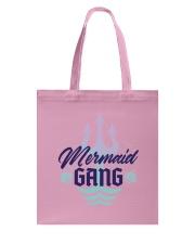 Mermaid Gang Tote Bag thumbnail