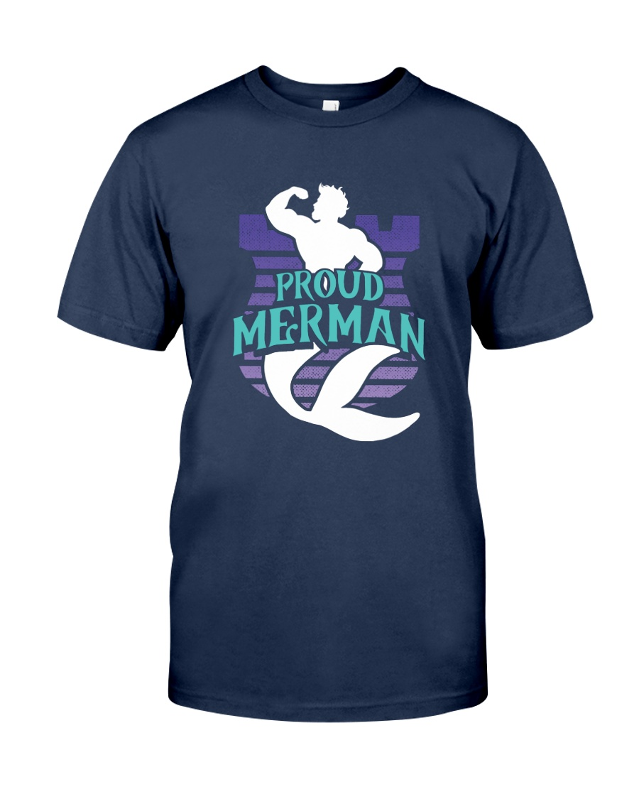 Proud Merman