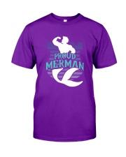 Proud Merman Classic T-Shirt front