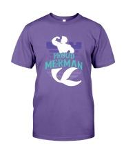 Proud Merman Premium Fit Mens Tee thumbnail