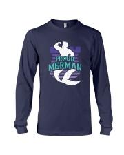 Proud Merman Long Sleeve Tee thumbnail