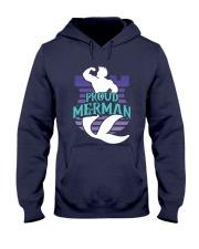 Proud Merman Hooded Sweatshirt thumbnail