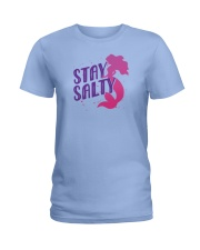 Stay Salty Ladies T-Shirt thumbnail