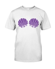 Mermaid Shells Classic T-Shirt front