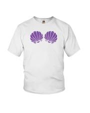 Mermaid Shells Youth T-Shirt thumbnail
