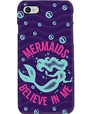 Mermaids Believe In Me Phone Case thumbnail