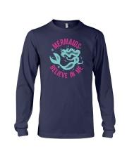 Mermaids Believe In Me Long Sleeve Tee thumbnail