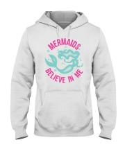 Mermaids Believe In Me Hooded Sweatshirt thumbnail