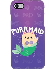Purrmaid Phone Case tile