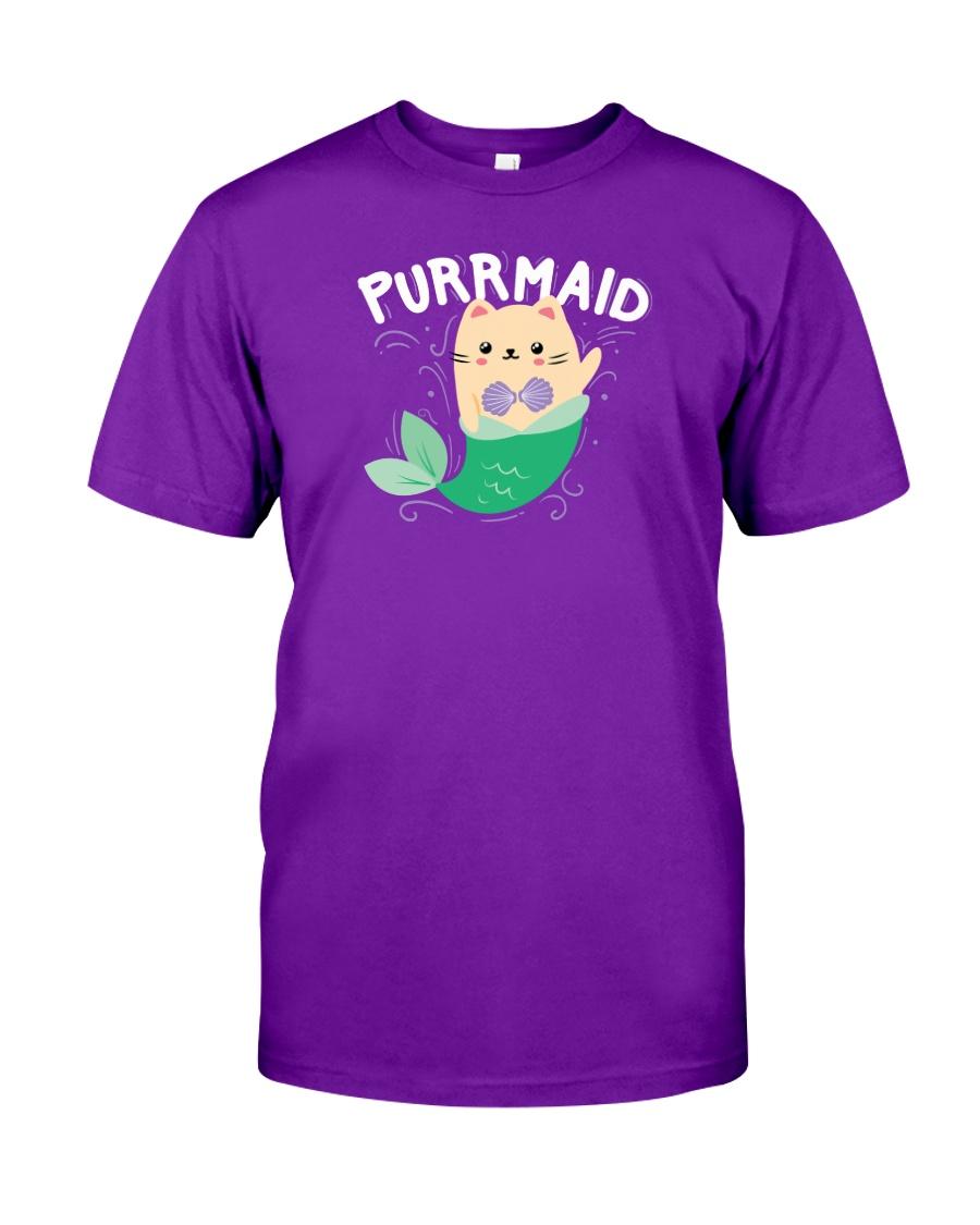 Purrmaid Classic T-Shirt