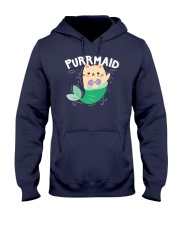 Purrmaid Hooded Sweatshirt thumbnail