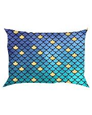 Mermaid Scales Rectangular Pillowcase thumbnail