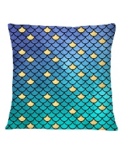 Mermaid Scales Square Pillowcase tile