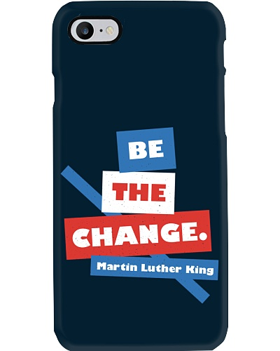 MLK Day Be The Change Rectangles