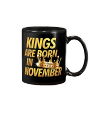 Kings Are Born in November Mug thumbnail