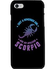 November Girl an Amazing Scorpio Phone Case thumbnail