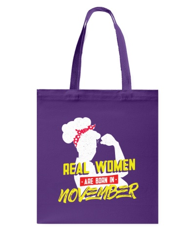 Real Women are Born in November