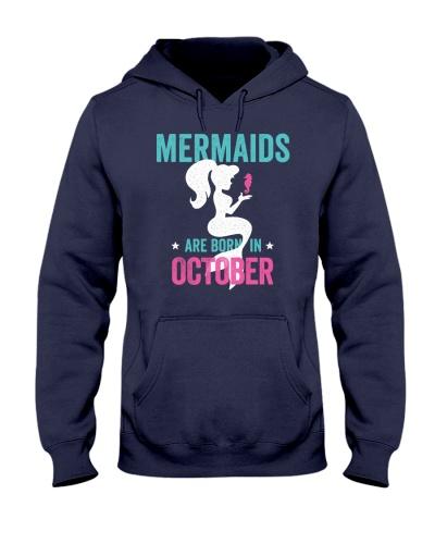 Mermaids Are Born in October