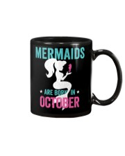 Mermaids Are Born in October Mug thumbnail