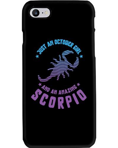 October Girl an Amazing Scorpio