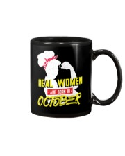 Real Women are Born in October Mug thumbnail