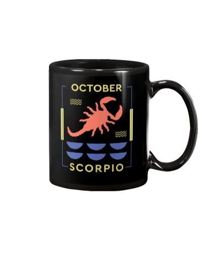 October Scorpio