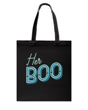 Her Boo Tote Bag thumbnail